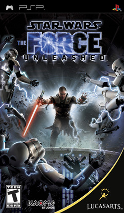 StarWars El Poder de la Fuerza [CSO][FULL] Starwarstheforceunleashed